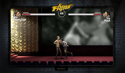 Mentos Kissfight